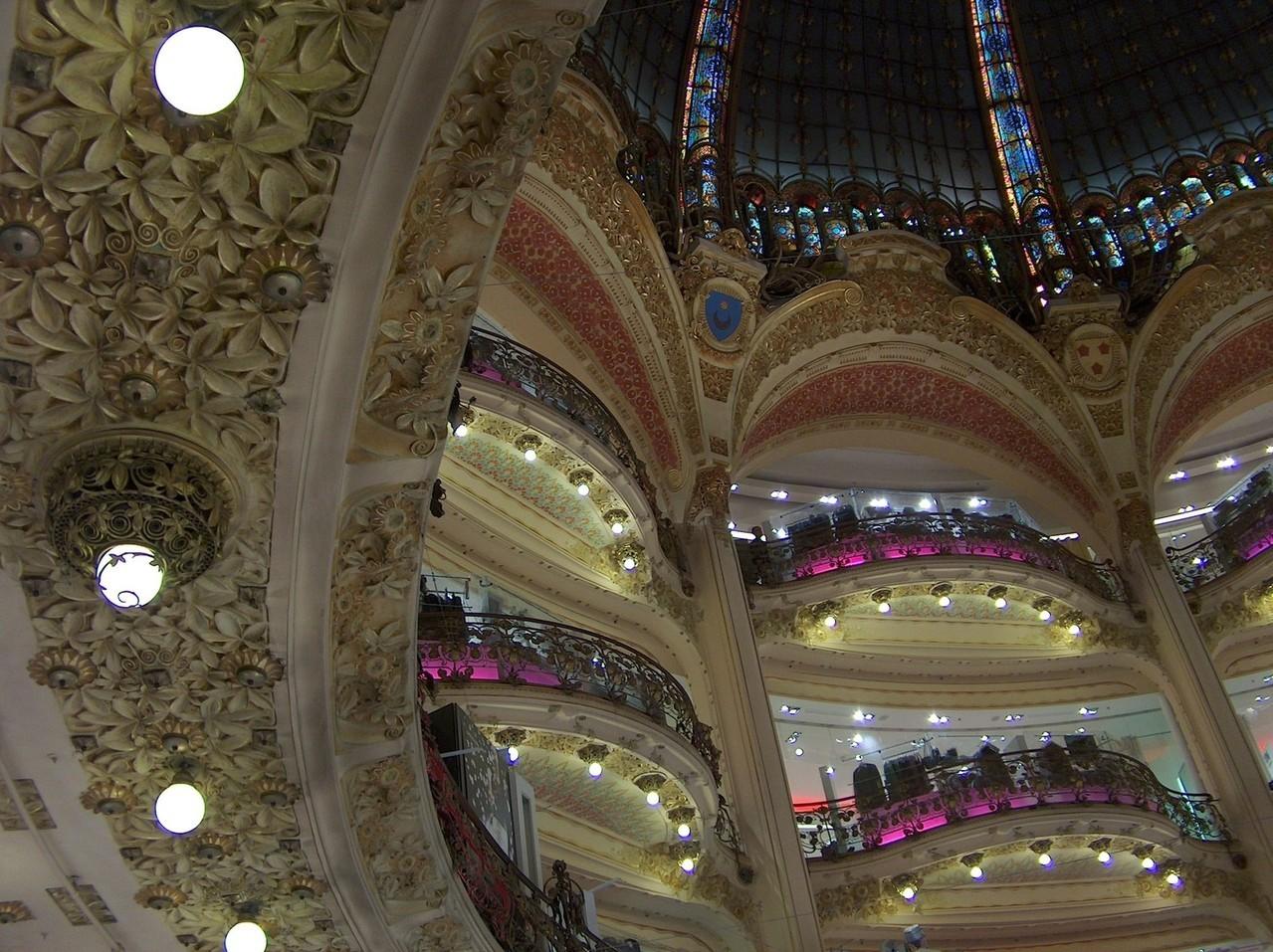 Architektura centrów handlowych